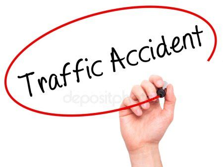 An road accident essay